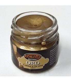Comprar Patina en cera 25 ml Oro de Conideade