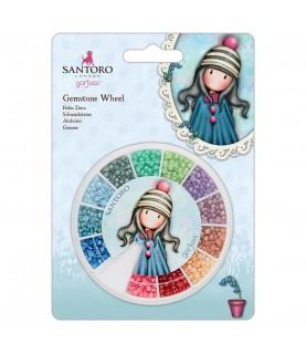 Comprar Ruedas de mini perlas en 12 colores de Gorjuss de Conideade