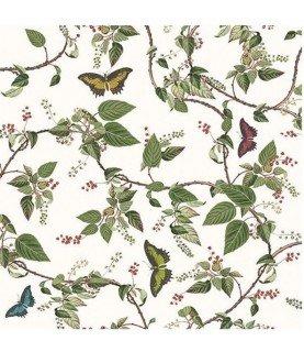 Comprar Servilleta para decoupage hojas y mariposas de Conideade