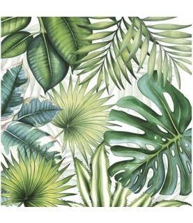 Imagén: Servilleta para decoupage tropical