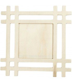 Comprar Marco de madera de 17x17 cm de Conideade