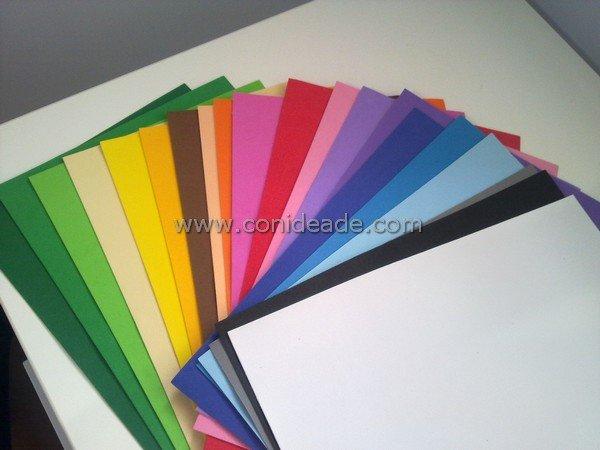 Goma eva de colores