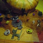 Buhos y gatos Halloween - Material para manualidades www.conideade.com