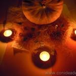 Calaveras planas - Material para manualidades www.conideade.com