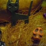 Colgante gato - Material para manualidades www.conideade.com