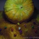 Cuentas calaveras Halloween - Material para manualidades www.conideade.com