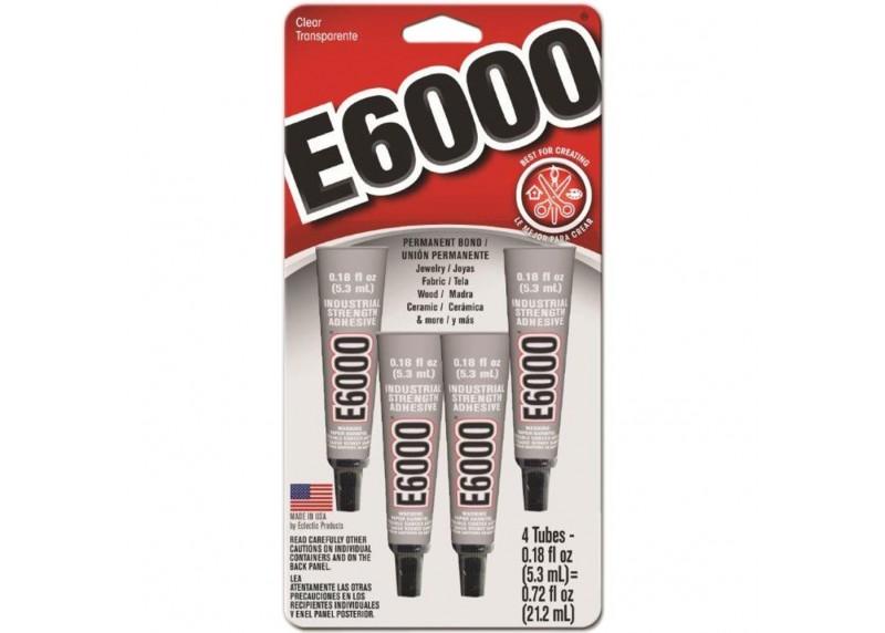 pegamento E6000 para manualidades