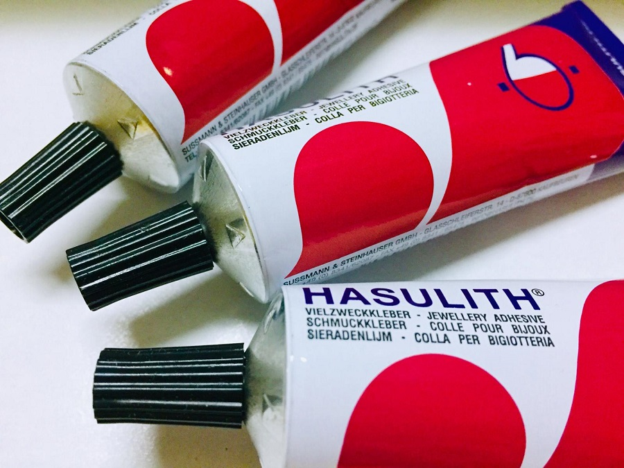 pegamento para bisuteria hasulith