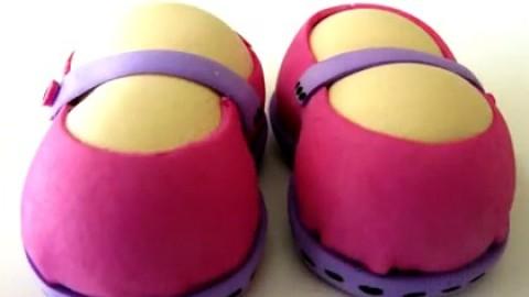 zapatos fofuchas