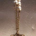 Colgante perlas y bailarinas Koomori