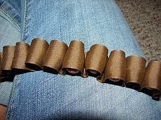 Tutorial collar de cuentas y cintas