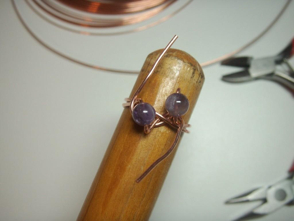 Cortar alambre de aluminio