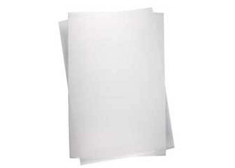 plástico mágico blanco para manualidades