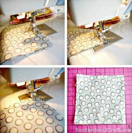 Coser a maquina tela patchwork