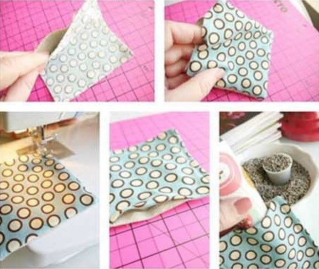 Coser tela patchwork