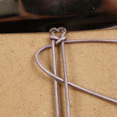tutorial trenzado de cuerda de cuero 3