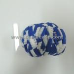 Mini rollo trapillo rayas blancas y azules