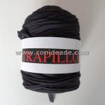 Rollo trapillo 800 gr azul marino, un material para labores ideal para crear bolsos, carteras, cinturones, etc...