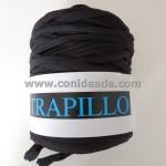 Rollo trapillo 800 gr negro