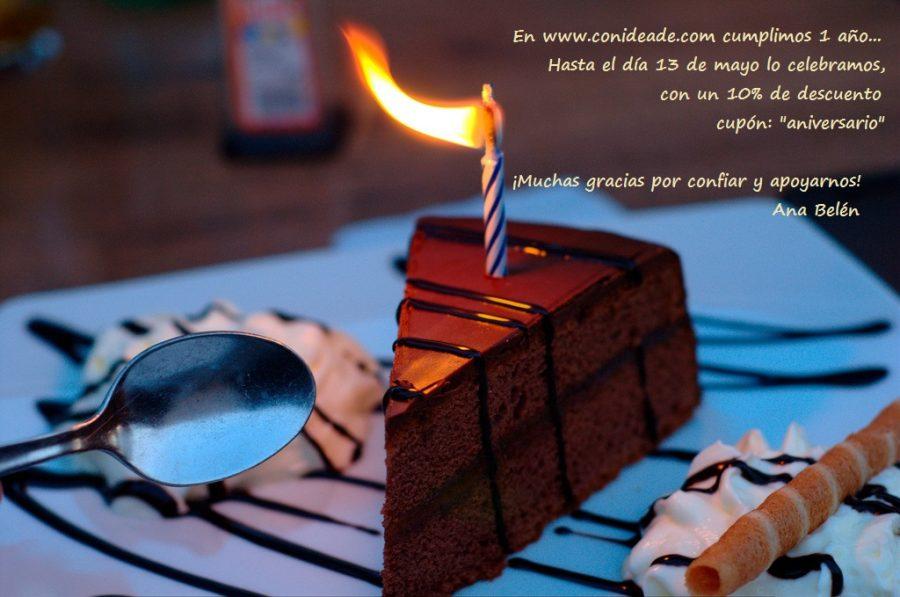 Primer aniversario Con Idea de...