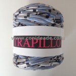 Rollo trapillo estampado tonos azules 800 gr