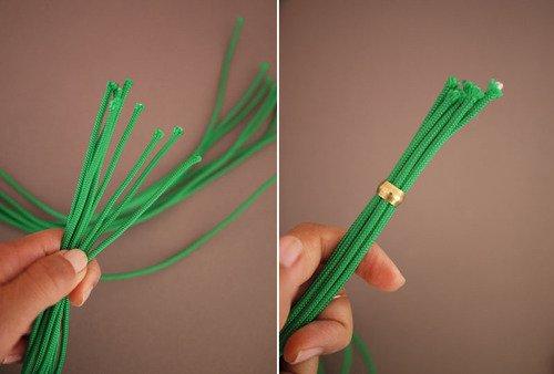 apretar cordones verdes