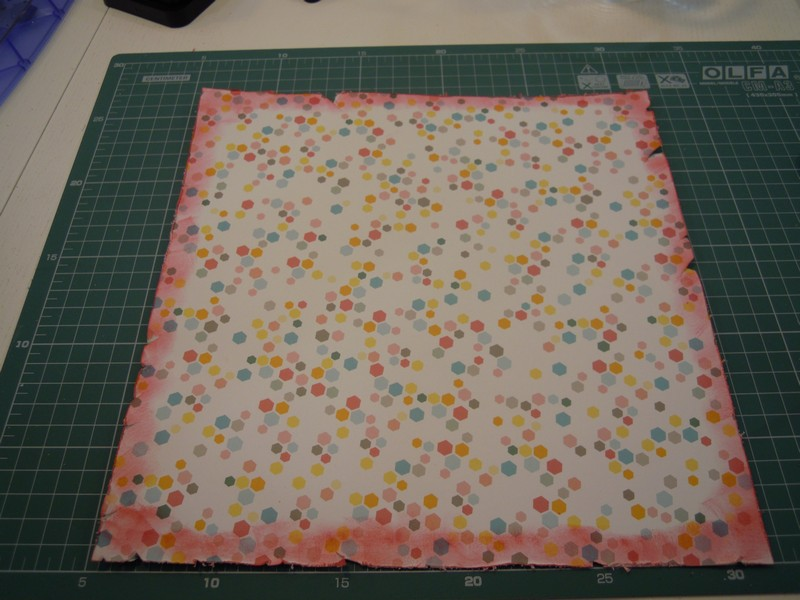 Iniciaci n al scrapbooking crear una hoja para album de for Paginas de ideas de decoracion