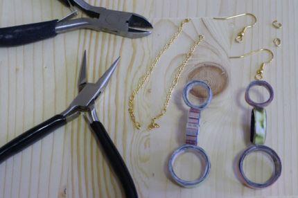 materiales para hacer pendientes