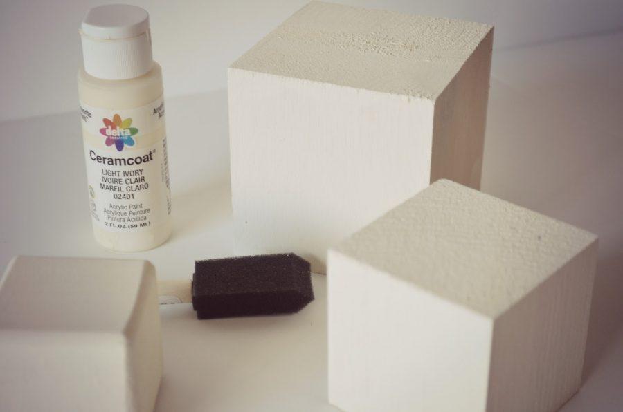 Como Decorar Cubos De Pintura