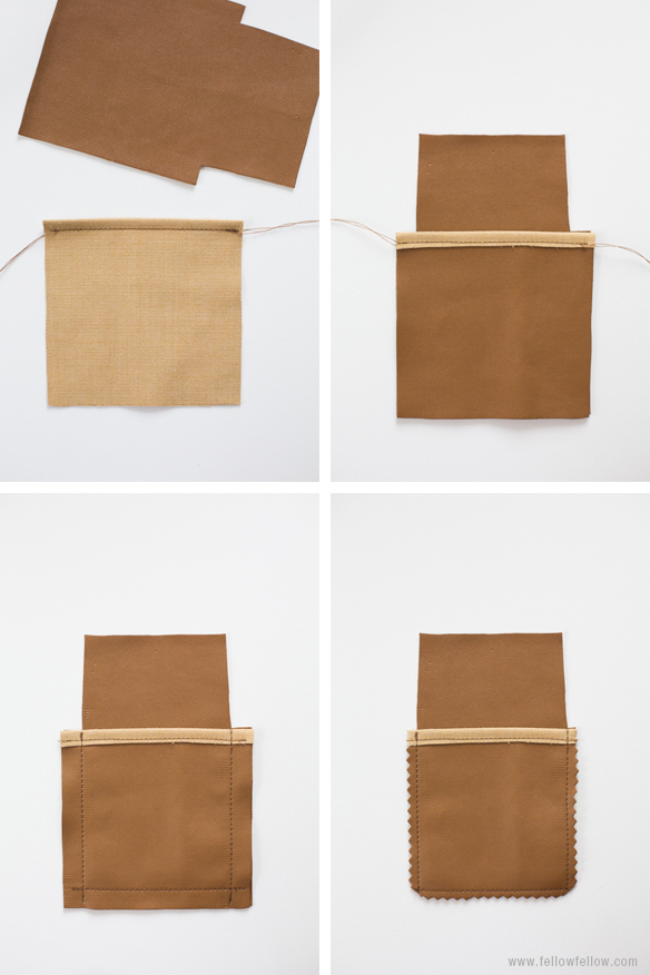 0e87d6afb12e Cómo hacer un monedero de piel de forma muy sencilla - Blog material ...