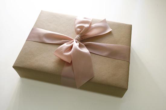 Como hacer un lazo perfecto para un regalo