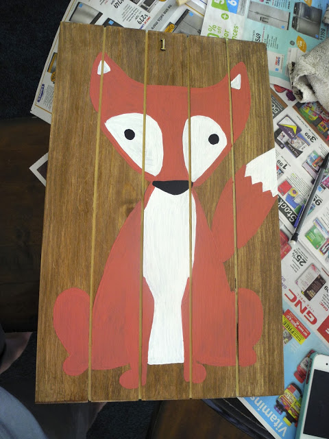 hacer reloj de madera 3