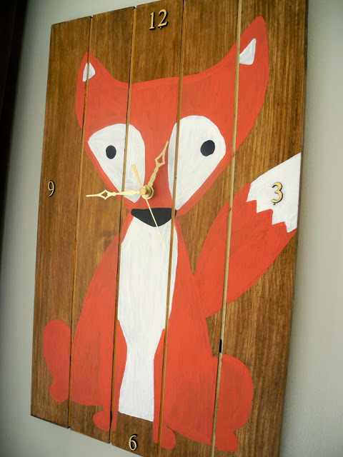 hacer reloj de madera 4