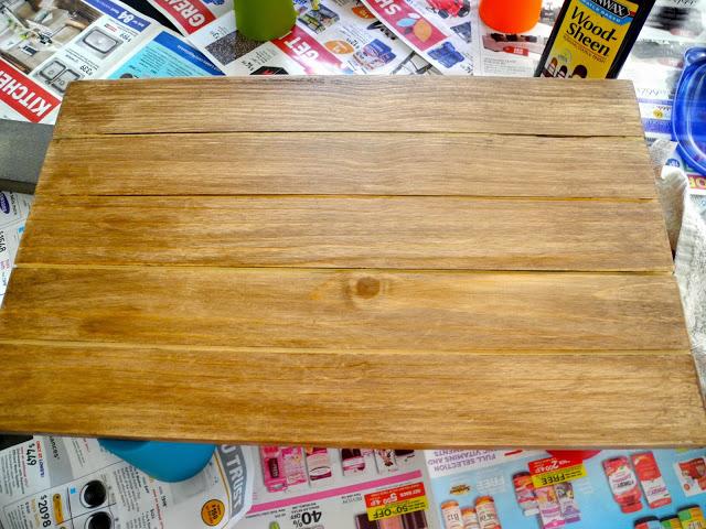hacer reloj de madera