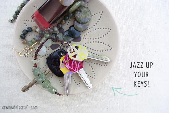 llaves personalizadas