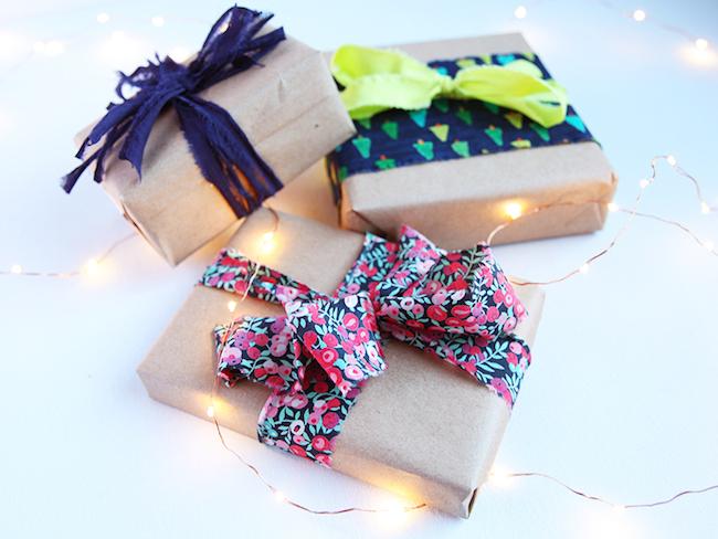 envolver regalos en casa
