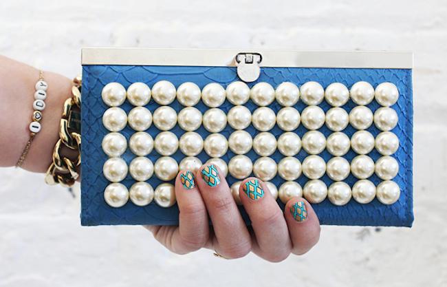 clutch perlas