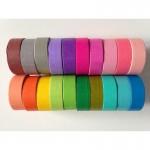 washi tape de colores para envolver regalos
