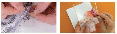 Consejos uso sellos transparentes Artemio