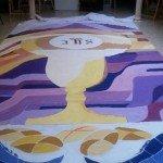 Corpus - DIY toldo pintado con pintura acrilica