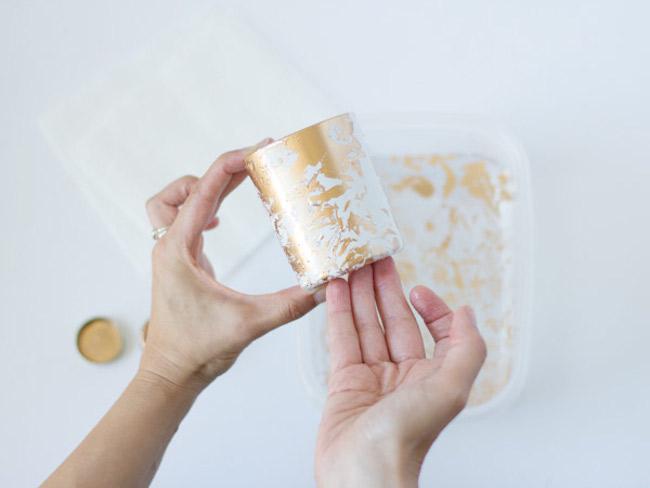 portalapices dorado como hacer 2