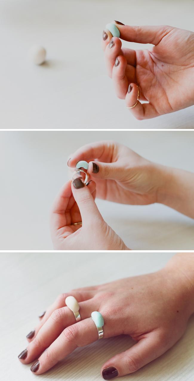 anillo como hacer