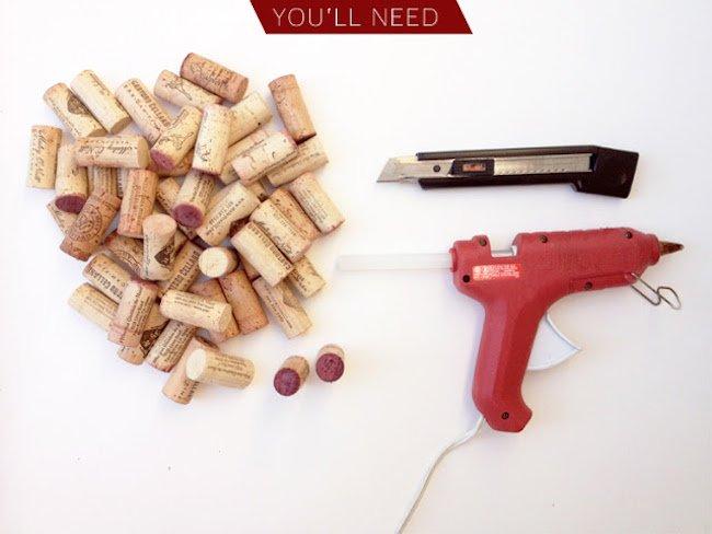 salvamanteles corcho materiales
