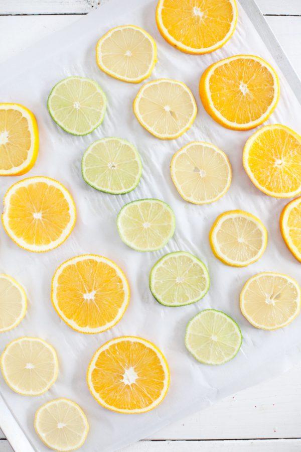 ornamentos frutos secos paso 1