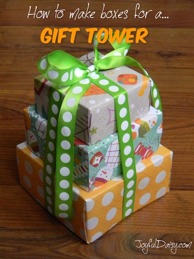 torre de regalos