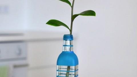 botella jarrón principal