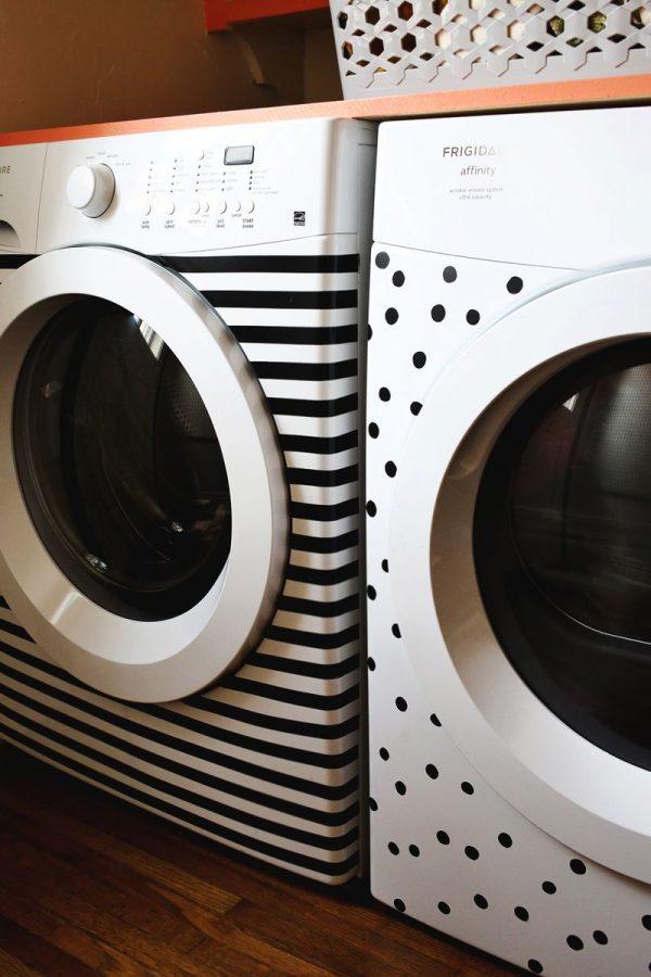 washi tape lavadora