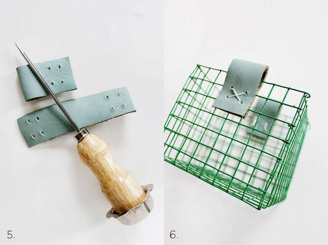 cestas personalizadas materiales
