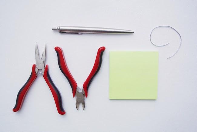 clips personalizados materiales