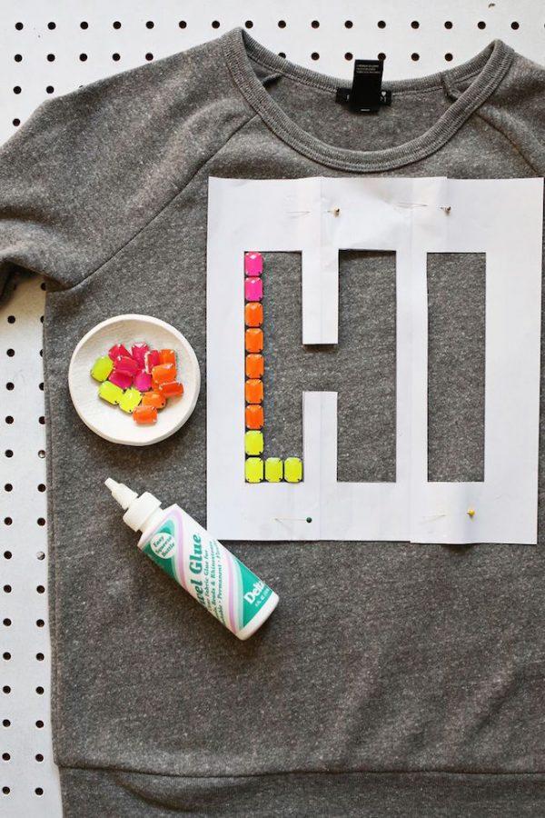 personalizar jersey abalorios pasos